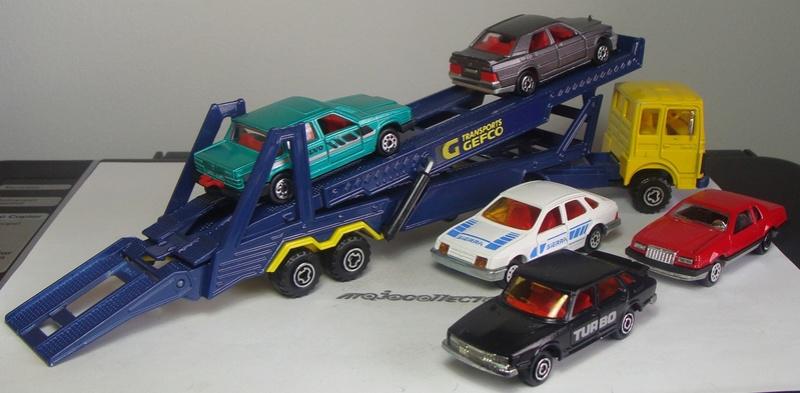N°3092 Saviem PS30 Porte Autos 3061-317