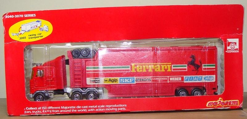 N°3065 GMC Astro95 Formula-1 Trans 3065-310