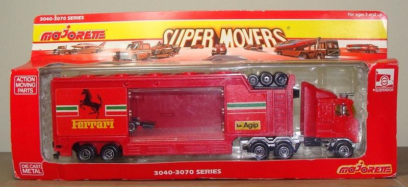 N°3065 GMC Astro95 Formula-1 Trans 3065-311
