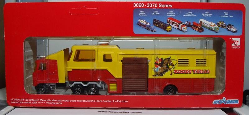 N°3067 GMC ASTRO TRANSPORT CHEVAUX 3067_g14