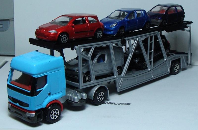 N°3071 Renault Premium Transport Autos 3071_r10