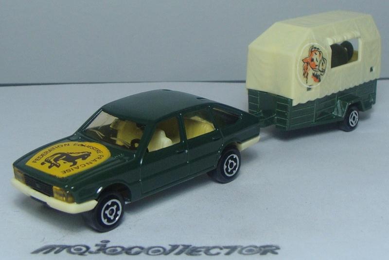 N°311 Simca 1308 + Van 311-3710
