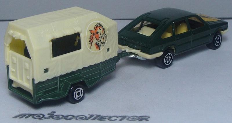 N°311 Simca 1308 + Van 311-3711