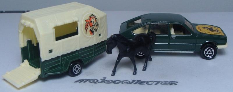 N°311 Simca 1308 + Van 311-3712