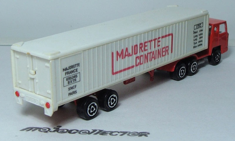 N°361 - BERNARD + SEMI-CONTAINER 361_be11