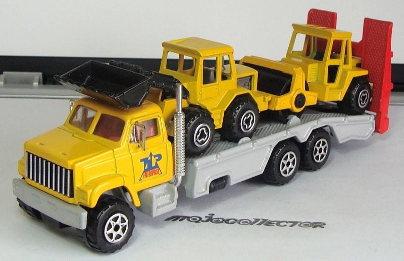 N°4503 GMC BRIGADIER TRANSPORT PLATEAU 4503_g11