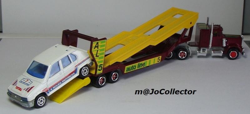 N°609 Kenworth + Semi Porte Autos  609_ke11