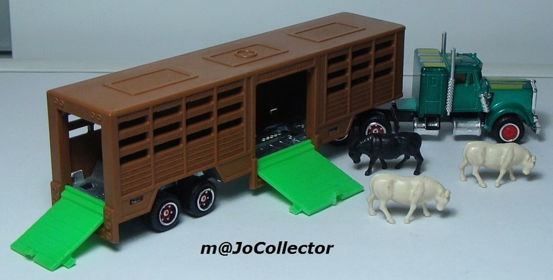 N°614 Kenworth + Semi Transport d'animaux   614_ke10