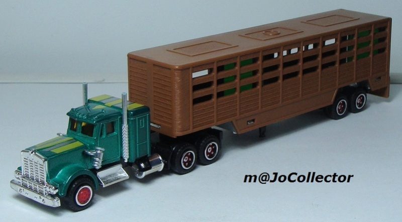 N°614 Kenworth + Semi Transport d'animaux   614_ke12