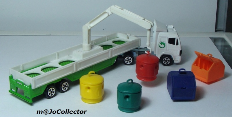 N°621 Mercedes + containers recyclage 621_me10