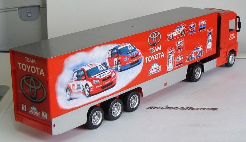 RENAULT MAGNUM TEAM TOYOTA PORTE AUTO Racing20