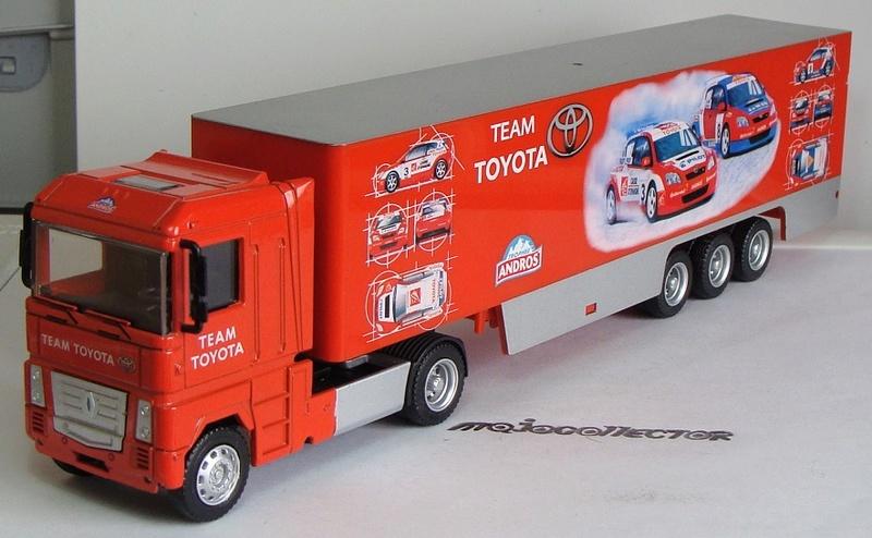 RENAULT MAGNUM TEAM TOYOTA PORTE AUTO Racing21