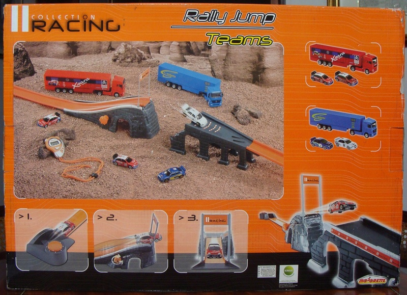 PACK COLLECTION RACING Racing23