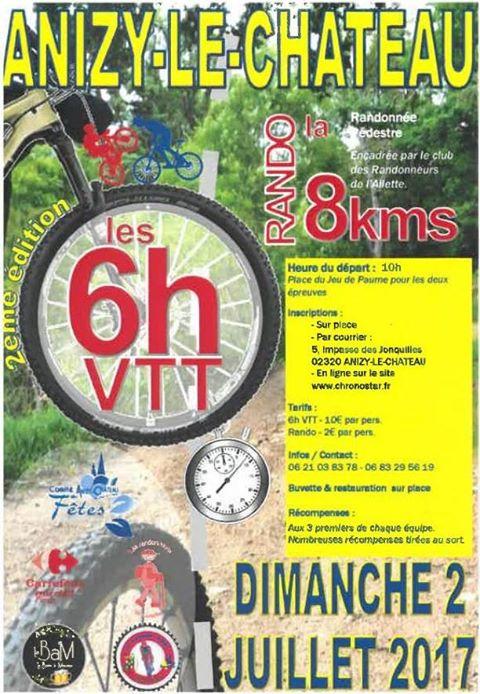 6h VTT d'Anizy le Château - 02/07/2017 18921910