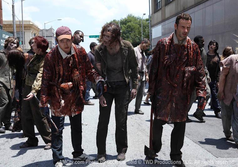 samedi 22 juillet : Atlanta est perdue : il faut fuire ... (Partie B) Zombie10