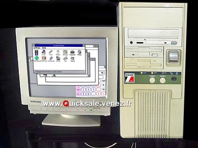 [VDS] Tour, MS-Dos, Windows 3.11, Windows 95, Windows 98, Windows 2000, etc.. 38611
