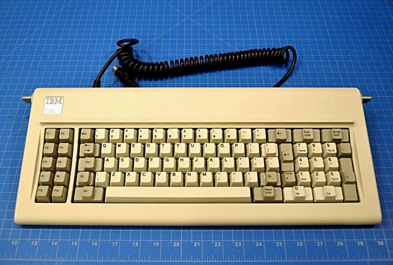 [RECH] clavier Din 5 XT IBM B10