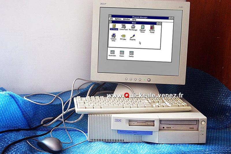 [VDS] Tour, MS-Dos, Windows 3.11, Windows 95, Windows 98, Windows 2000, etc.. Ibmqs11