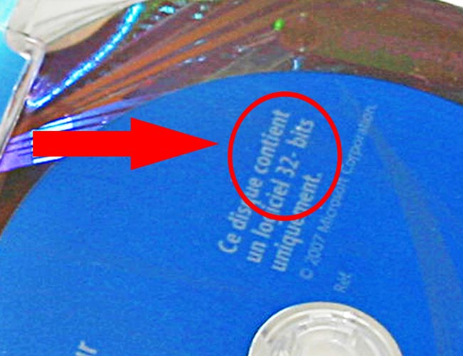 [VENDU] DVD Windows Vista professionnelle 32 bits - 25€ Vista310