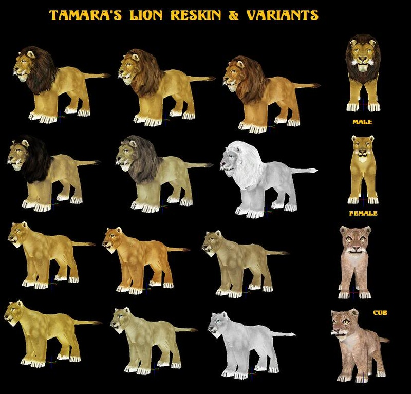 Topics tagged under reskin on User - Made Creations Lionre10