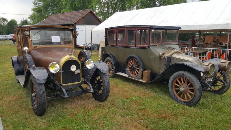 Les voitures de MG23 Talbot10