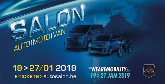 MANIFESTATION - Salon de l'auto Bruxelles Febiac10
