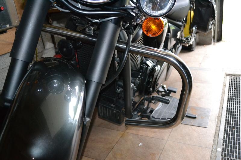 900 VN - Ma nouvelle monture Pare_c10