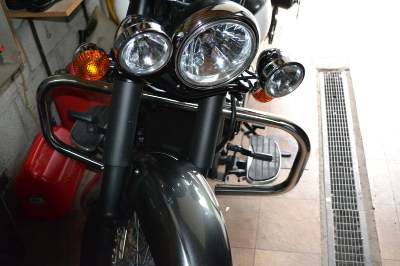 900 VN - Ma nouvelle monture Pare_c11