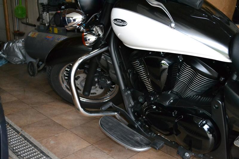 900 VN - Ma nouvelle monture Pare_c12
