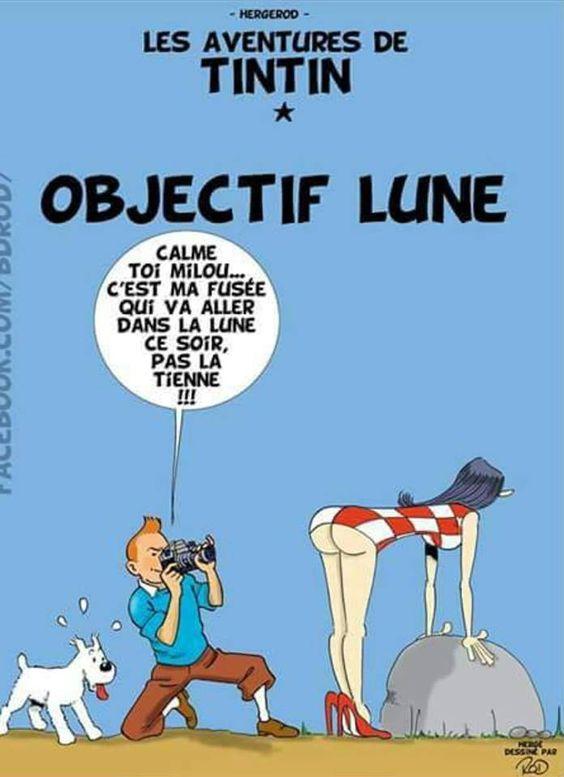 HUMOUR - Savoir écouter et comprendre... - Page 5 Tintin10