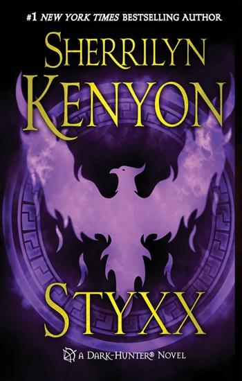 Dark-Hunter - Tome 23 : Styxx de Sherrilyn Kenyon Couv6511