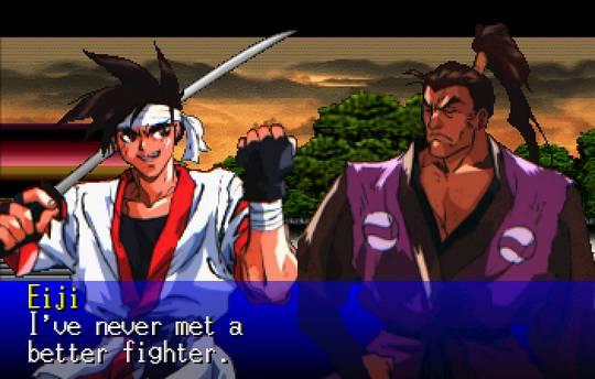A tribute to Masami Obari Battle10