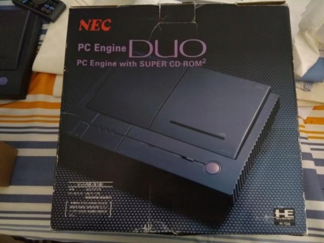 [VDS] Console DUO NEC PC Engine en boîte Img-df10
