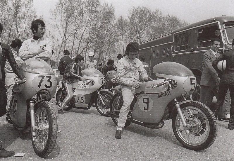 [Oldies] Les Ducati mono 250 et 350 SC et leurs dérivées SCD - Page 7 Ducati10