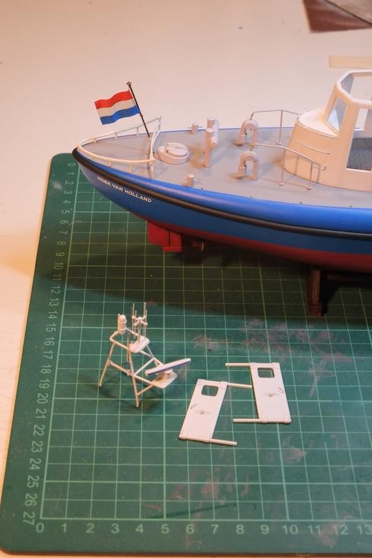 """Le """"Koningin Juliana"""" au 1/50 sur plans avec modélisation 3D - Page 2 Dscf4118"""