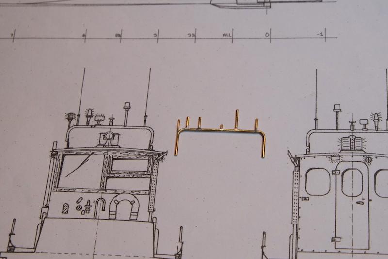 Remorqueur Amsterdammertje GAR (Plan 1/50°) de Stephane80 - Page 5 Portiq14