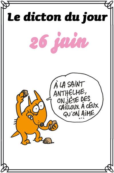 dicton du jour / dicton humour Dicton11