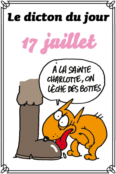 dicton du jour / dicton humour - Page 2 Mauric10