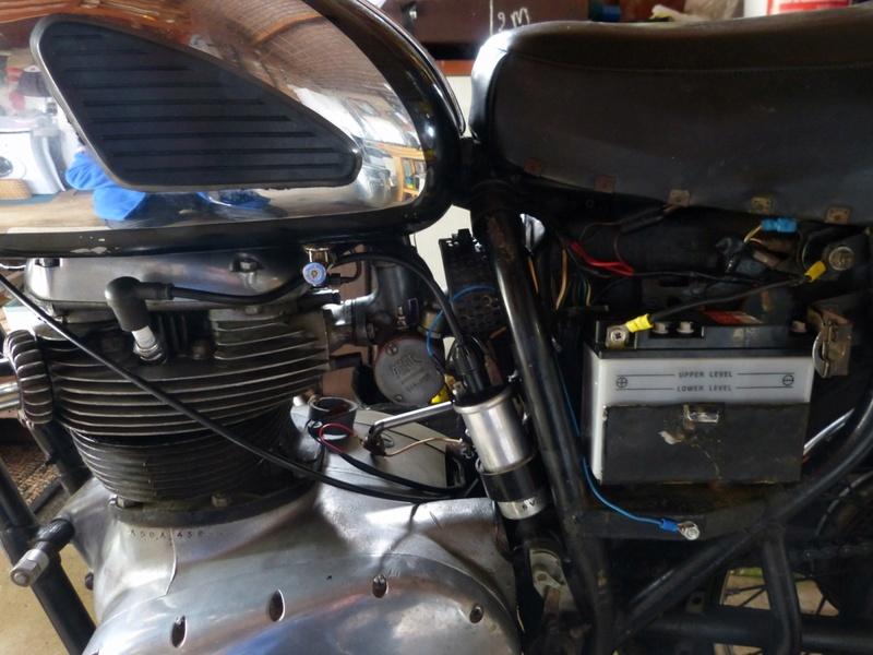 A50 Besoin de conseils allumage TRI-SPARK en 6 volts - Page 2 P1030915