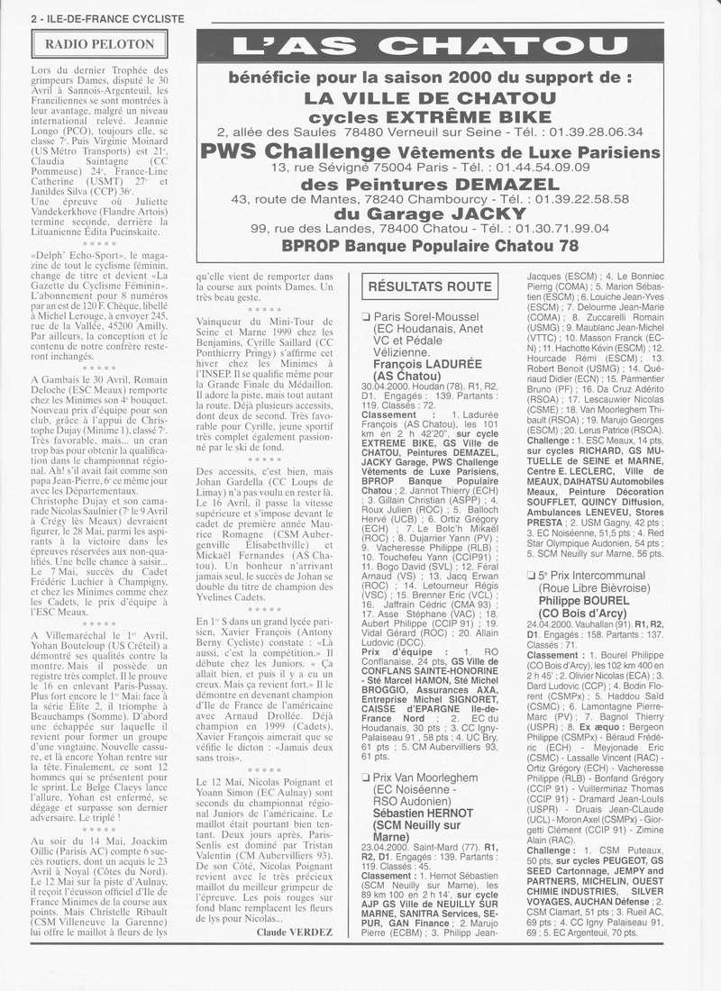 Coureurs et Clubs de janvier 2000 à juillet 2004 - Page 4 00242