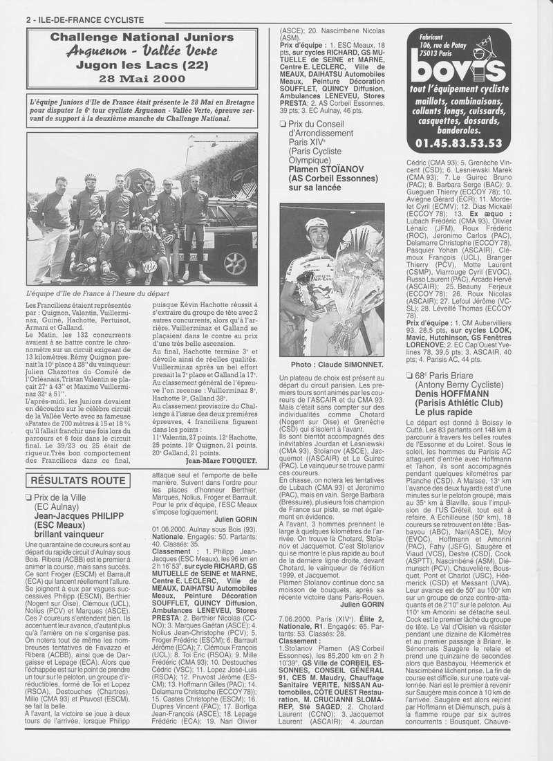 Coureurs et Clubs de janvier 2000 à juillet 2004 - Page 5 00245
