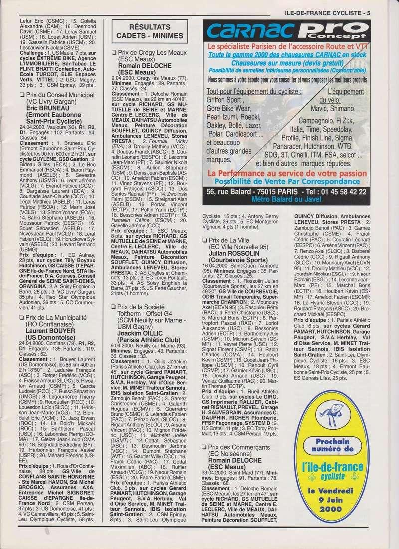 Coureurs et Clubs de janvier 2000 à juillet 2004 - Page 4 00540