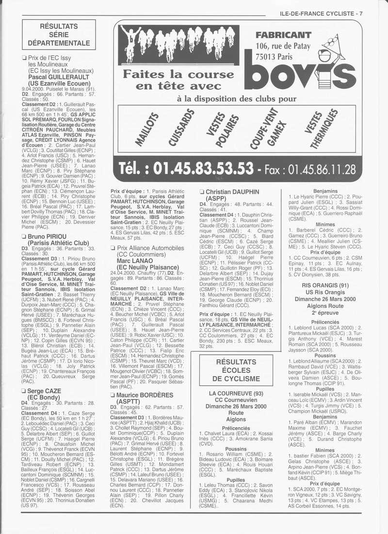 Coureurs et Clubs de janvier 2000 à juillet 2004 - Page 4 00739