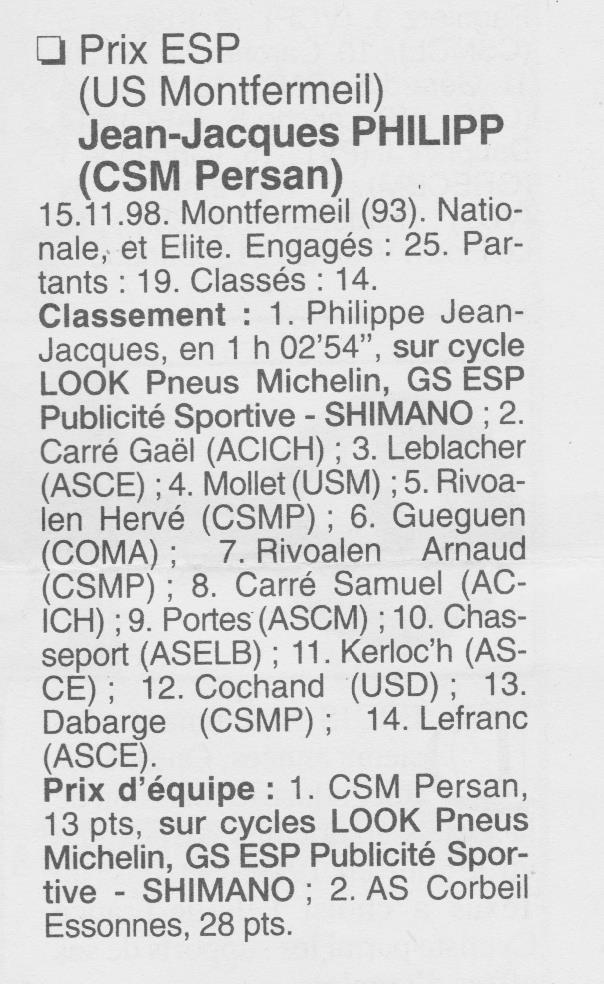CSM.Persan. BIC. Toute une époque de janvier 1990 à novembre 2007 - Page 27 00813