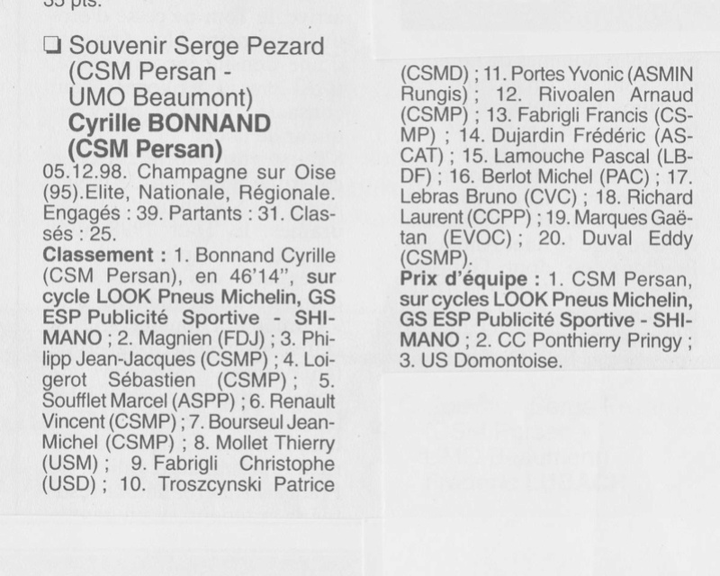 CSM.Persan. BIC. Toute une époque de janvier 1990 à novembre 2007 - Page 27 00913