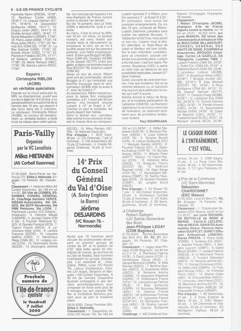 Coureurs et Clubs de janvier 2000 à juillet 2004 - Page 5 00_00612