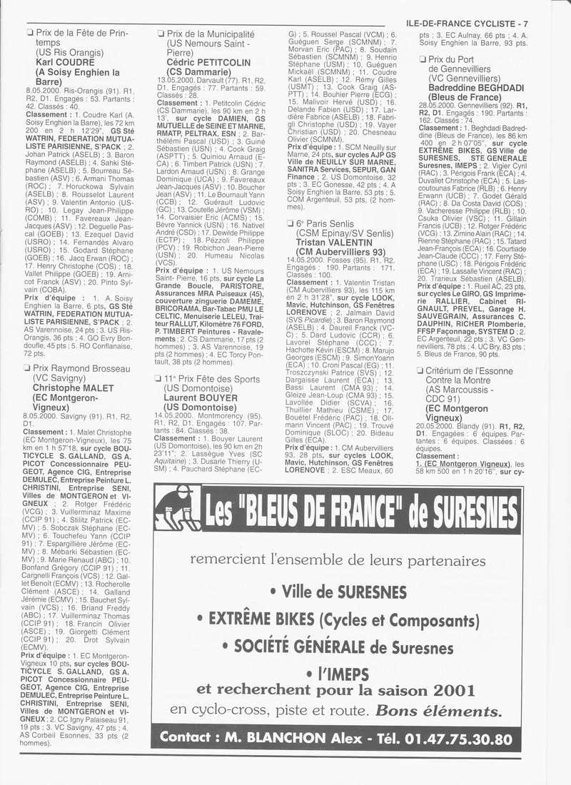 Coureurs et Clubs de janvier 2000 à juillet 2004 - Page 5 00_00712