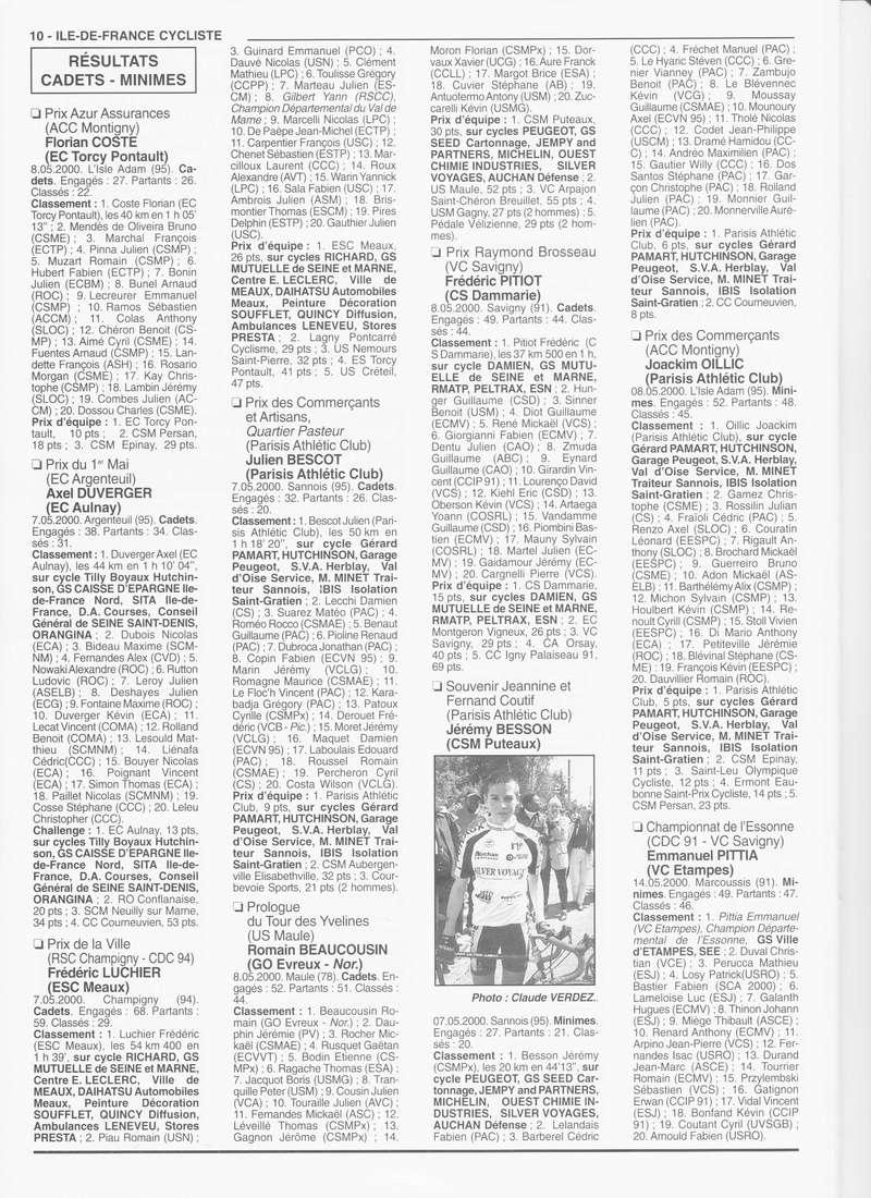 Coureurs et Clubs de janvier 2000 à juillet 2004 - Page 5 00_01013