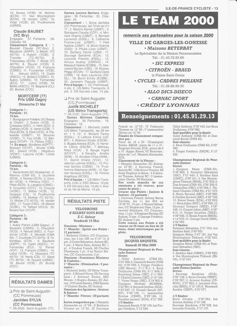 Coureurs et Clubs de janvier 2000 à juillet 2004 - Page 5 00_01313
