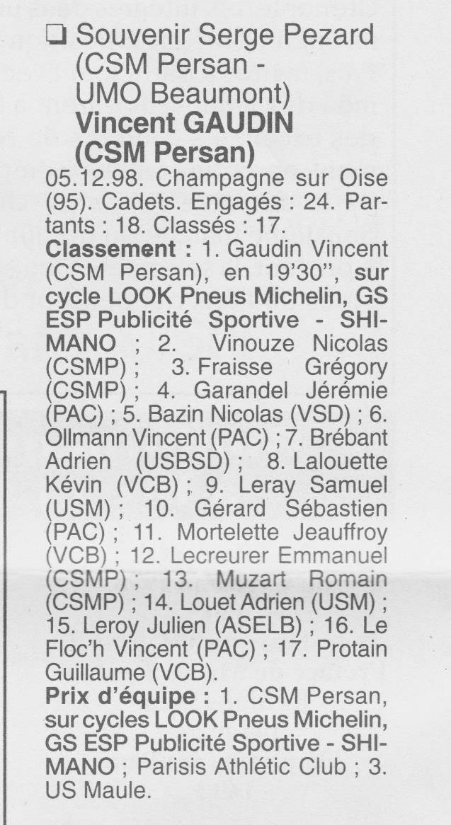 CSM.Persan. BIC. Toute une époque de janvier 1990 à novembre 2007 - Page 27 01012
